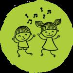 """Jahresmotto """"Musik & Bewegung"""""""