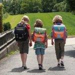 Erster Schultag am 14. August