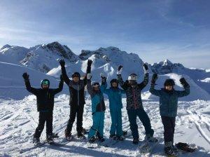 Skilager Tag 2